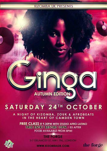 Ginga Autumn Edition