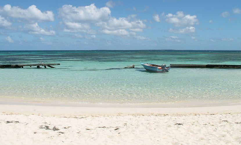 Guadeloupe Beach Caribbean