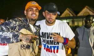 Chris Brown Haiti Concert 2015