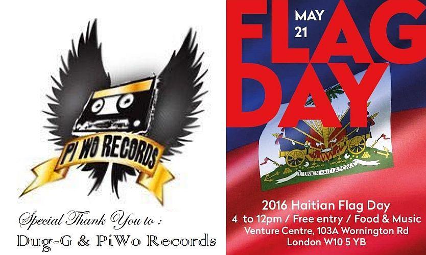 Haiti Flag Day 2016