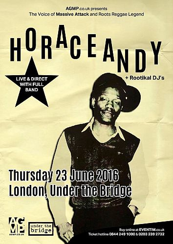 Horace Andy Live show