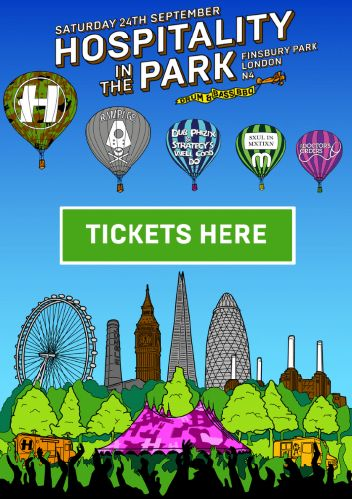Hospitality in the Park 2016