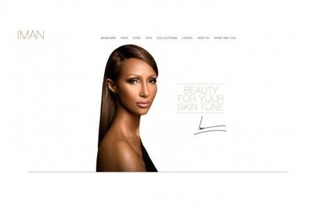 Iman Cosmetics Makeup UK