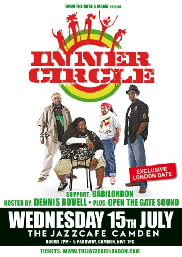 Inner Circle Live