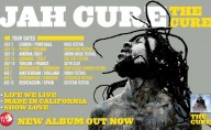 Jah Cure Europe Tour Dates 2015