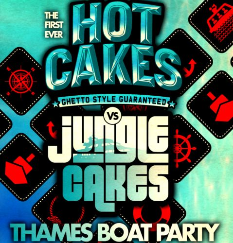 Jungle Hot Cakes Boat Party