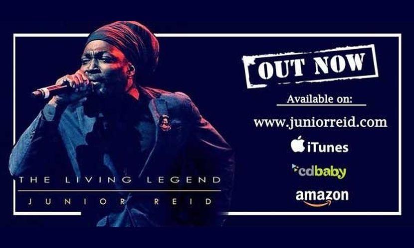 Junior Reid Living Legend Album