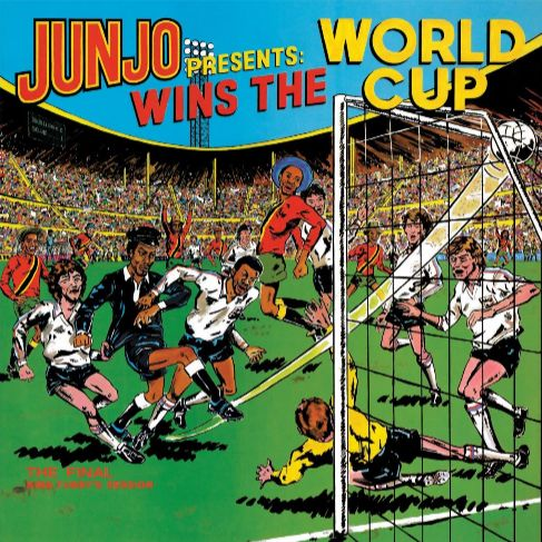 JunJo presents Wins the World Cup