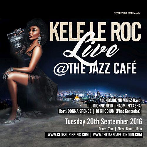 Kele le Roc Live