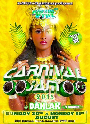 Kreyol Vybz Carnival 2015