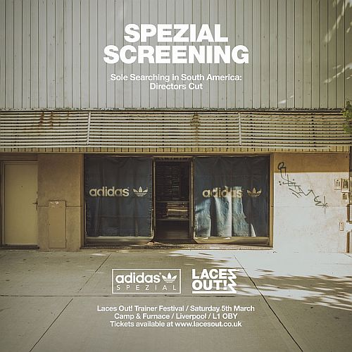 Laces Out Festival 2016 Screening