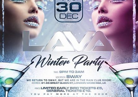 LAVA Winter Party
