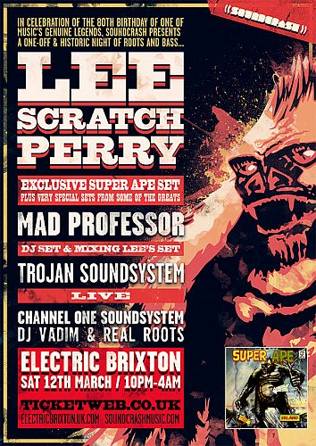Lee Scratch Perry 2016