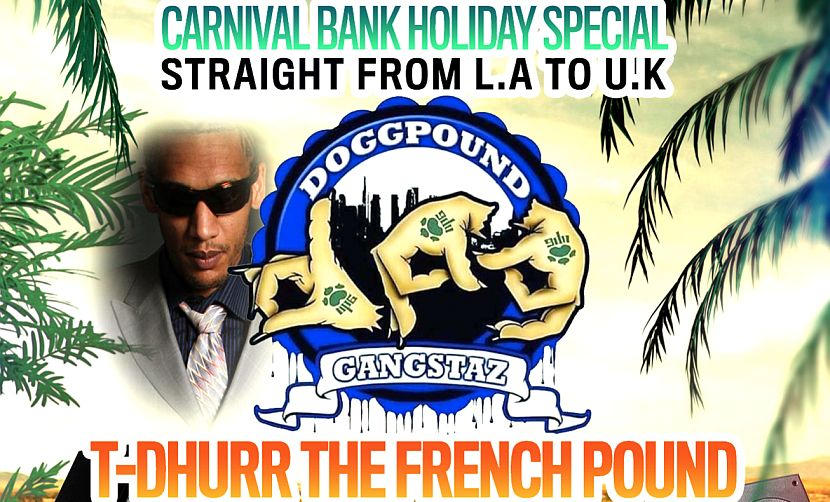 Leeds Carnival Afterparty DPG