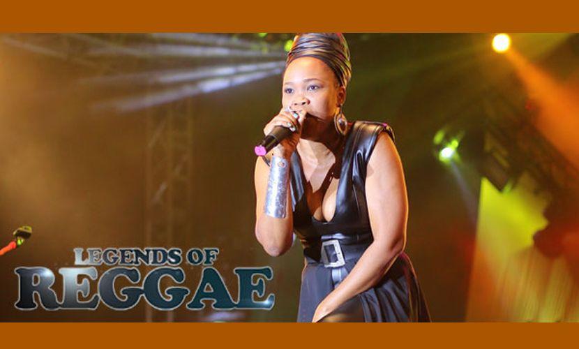 Legend of Reggae Queen Ifrica