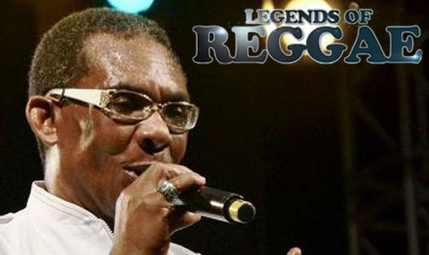 Legends of Reggae 2015 Ken Boothe