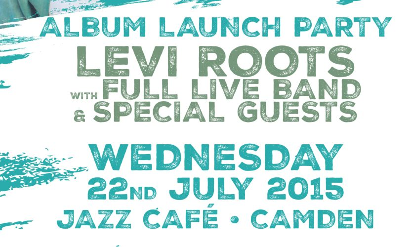 Levi Roots Rise Above Jazz Cafe