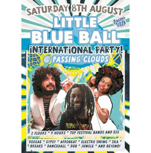 Little Blue Ball Aug 2015