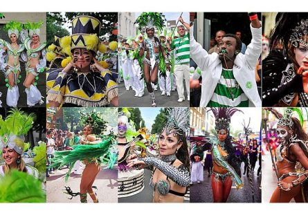 London School of Samba Carnival UK