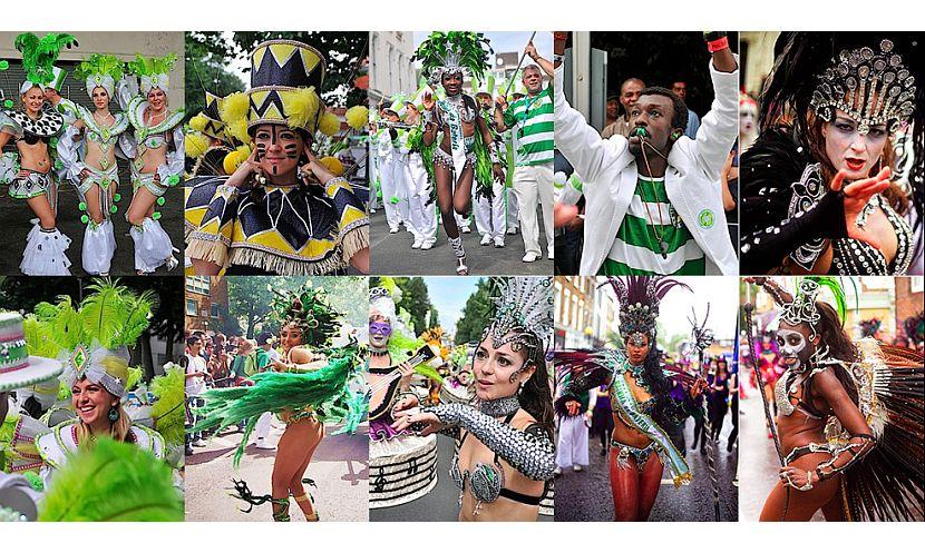 London School of Samba Carnival UK