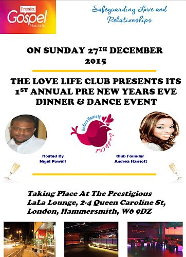 Love Life Club Pre New Year