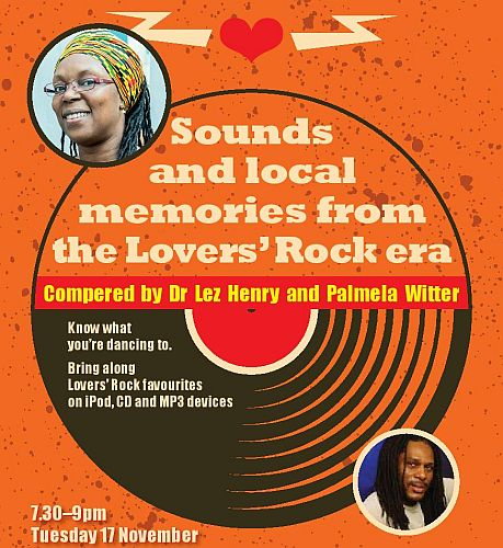 Lovers Rock Event Nov 2015