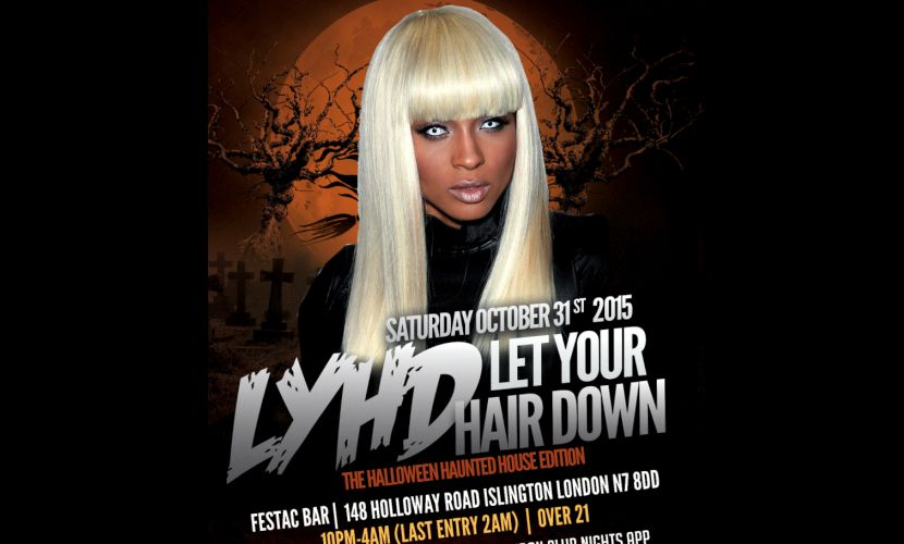LYHD Halloween Party