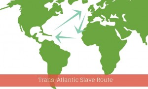 Trans Atlantic Slave Route