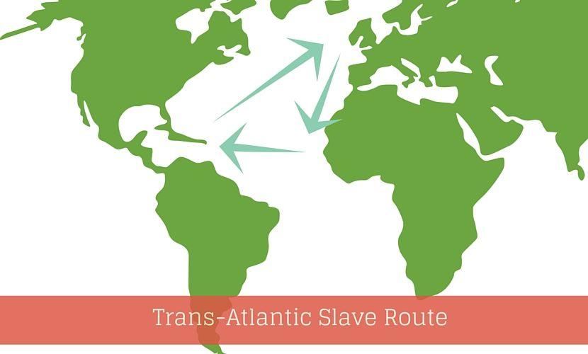 Trans Atlantic Slave Route