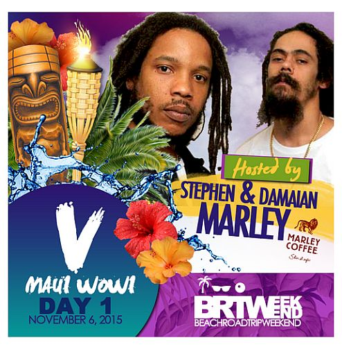 Marleys BRT Weekend 2015