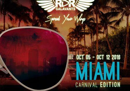 RDR Miami Carnival Edition 2016