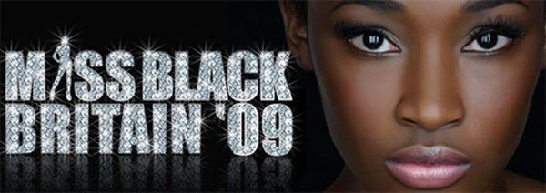 Miss Black Britain 09