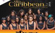 Miss Caribbean UK 2016 flyer