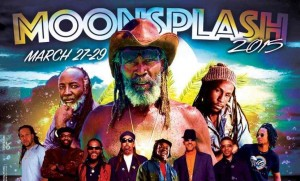 Moonsplash reggae Festival in Anguilla