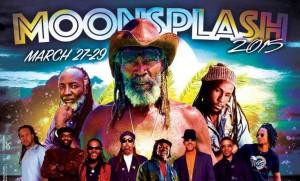 Moonsplash reggae Festival in Anguilla