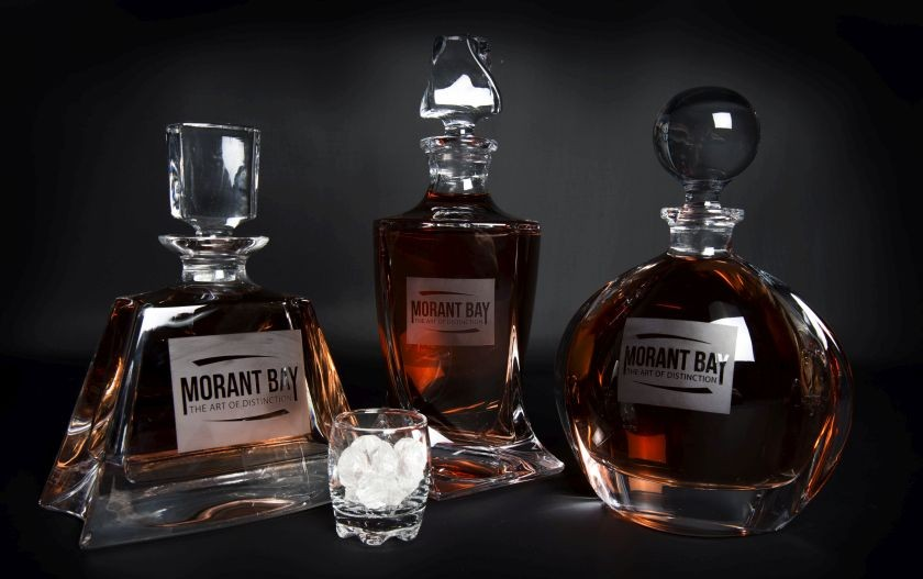 Morant Bay Rum Decanter Range