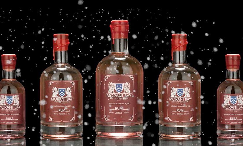 Morant Bay Rum Xmas