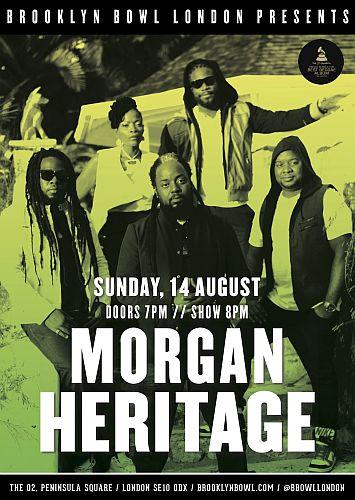 Morgan Heritage August 2016