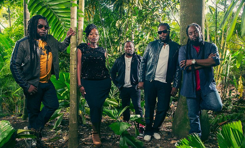 Morgan Heritage Best Album Award 2016