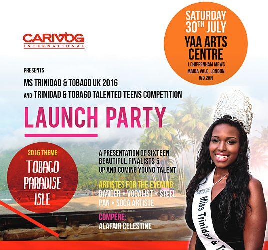 Ms TnT Launch 2016
