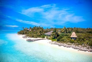 Musha Cay Caribbean Villas