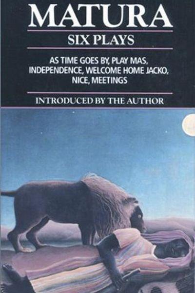 Mustapha Matura Six Plays Book Cover