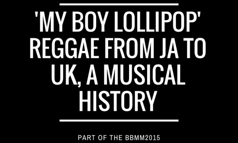 My Boy Lollipop BBMM2015