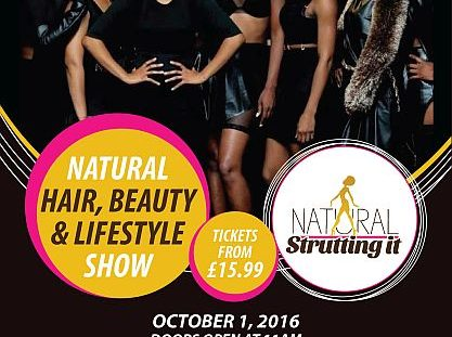 Natural Strutting It 2016