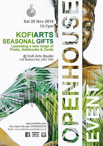 KofiArts Open House