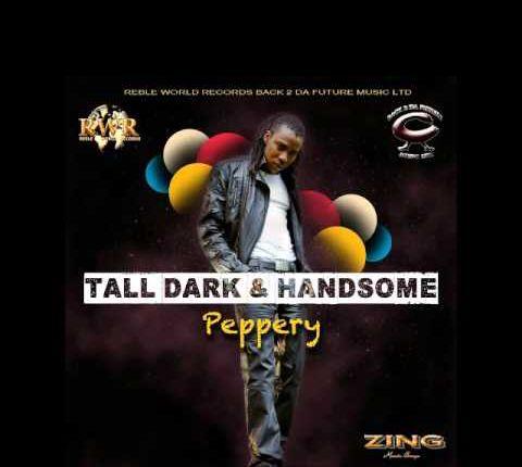 Peppery Tall Dark & Handsomealldarkhandsome
