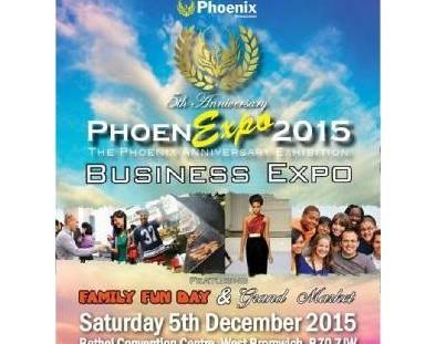 PhoenExpo UK 2105