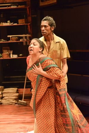 Play Mas Orange Tree Theatre