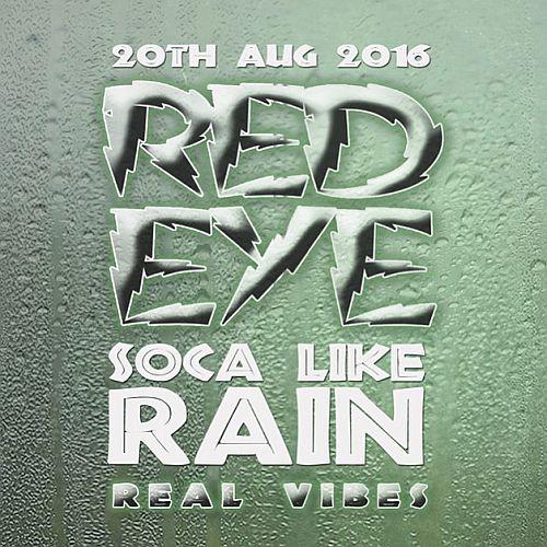 Red Eye Foam Fete 2016