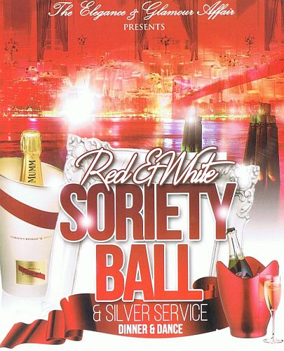 Red & White Soriety Ball 2016